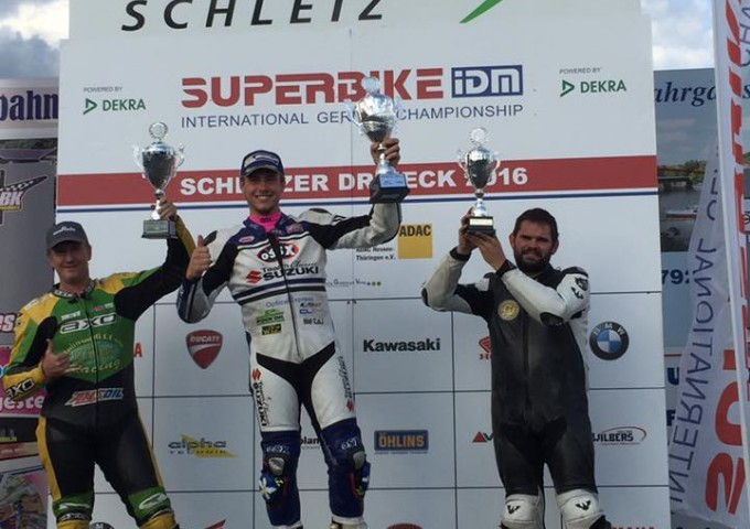 Double Win at Schleizer