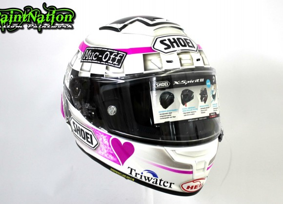Official Macau Helmet Reveal