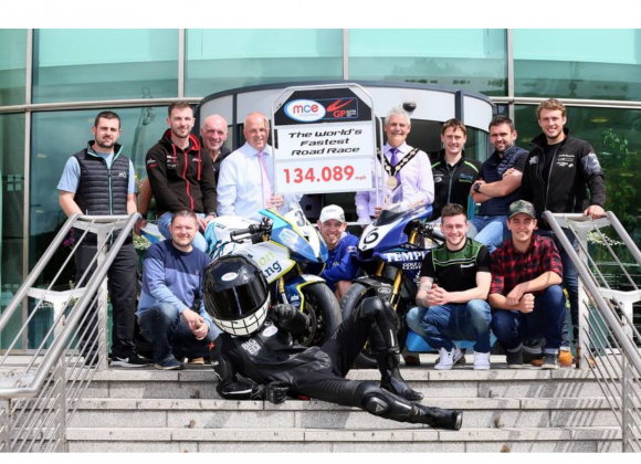 Ulster Grand Prix Press Launch
